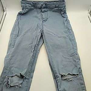 Forever 21 distressed womens jeans size 28